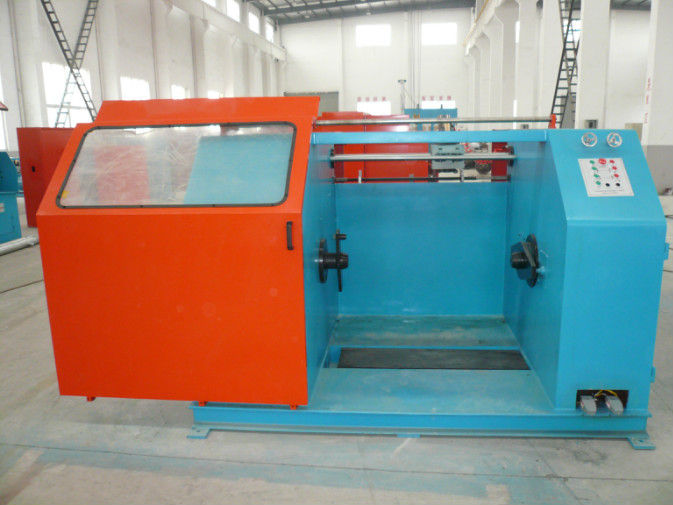 Electric Wire Rewinding Machine , High Efficency Spool Winding Machine For Wire